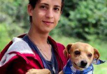 eduardo adolescente aiuta animali in difficoltà